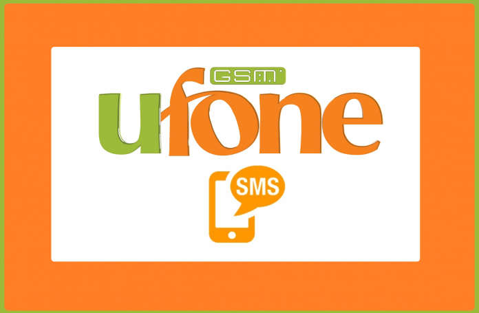 ufone-sms packages 2019