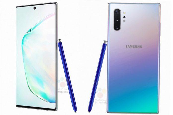 Samsung Galaxy Note 10 plus specs