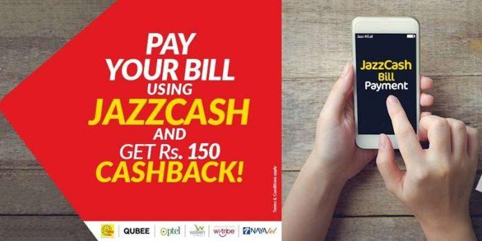 Pay Electricity Bill Via Jazzcash