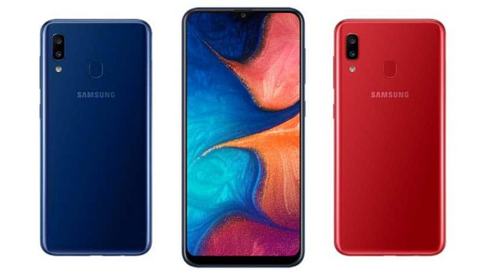 samsung mobile a20 price in pakistan