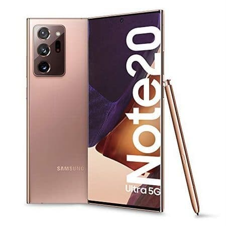 Samsung Galaxy Note20 Ultra 5G specs