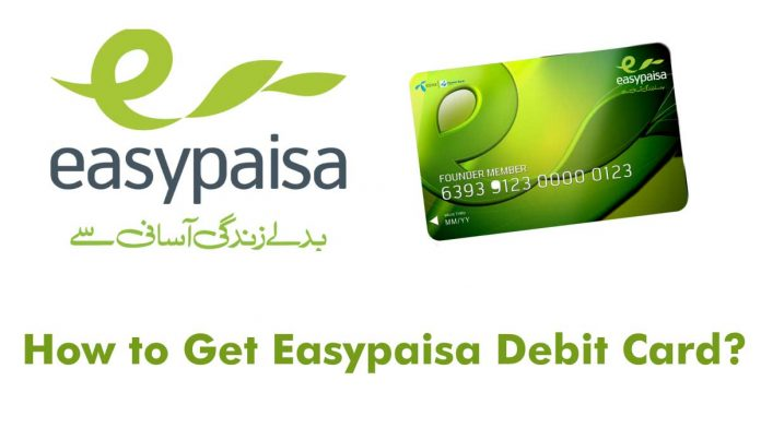 easypaisa debit card