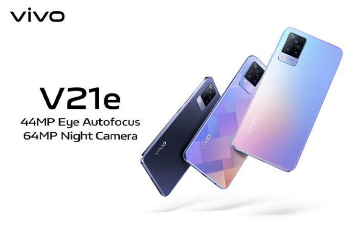 VIvo V21e price and specs